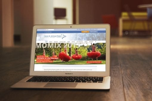 Susan B. Anthony Website